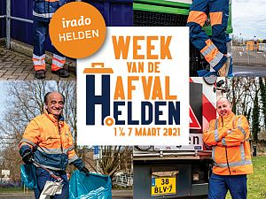 Nationale Week van de Afvalhelden