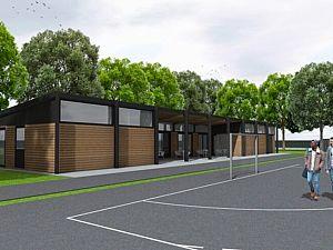 DWS bouwt aan nieuw clubgebouw