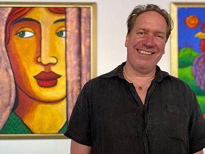Undertow bij Open Art Exchange - Jacques Tange toch te zien