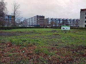 Voedselbanktuinieren krijgt plaats in nieuwbouw Wibautplein
