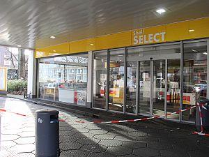 Shell Kalfsbeek is dicht