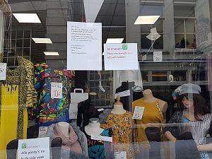 Coronatijd in Schiedam: meer winkels, minder leegstand