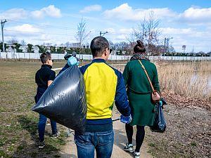 Schone Wijk Actie: Samen schoon de zomer in