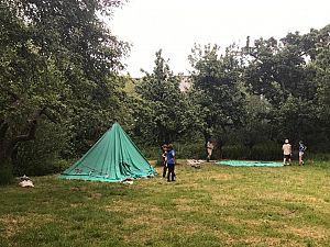Scouting Tono-groep houdt lokale wedstrijden