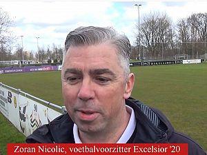 Excelsior'20 stopt na honderd jaar met zondagvoetbal