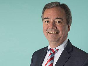 Meindert Stolk voorgedragen als gedeputeerde Zuid-Holland