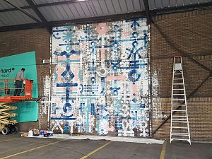 Glashard: geen graffitikunst - wel een gedeelde ervaring