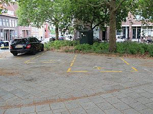 Bewoners west kiezen voor betaald parkeren 's avonds