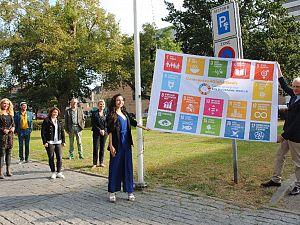 'De tijd dringt om duurzamer om te gaan met onze aarde'