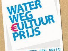 Winnaar Waterweg Cultuurprijs op 4 oktober bekend
