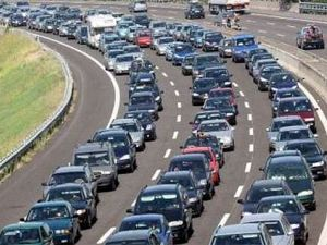 A4 afgesloten na ongeval