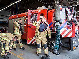 Brandweer blijft snel, maar iets langzamer