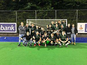 Heren 1 MHC Zutphen hockeyers handhaven zich in de top