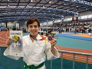 Daan Pot wint brons op Adler Cup