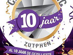Cinemajestic op 13 november een decennium in Zutphen
