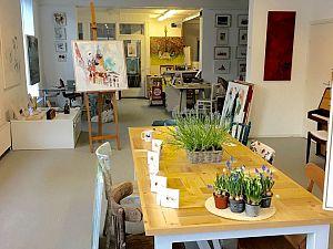Kunstenaars in Zutphen openen deuren voor publiek