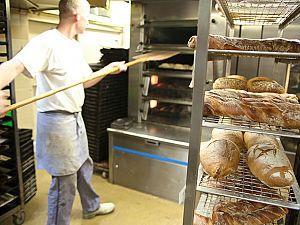 Open huis bakkerij Driekant