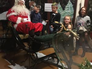 Christmas Winterfair  op de Fontein