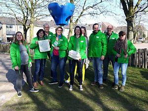 Minder afval met GroenLinks