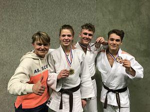 Naomi Hogeman judo kampioen van Oost Nedeland