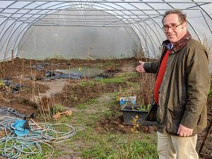 Vlindertuin De Kas gaat uitbreiden