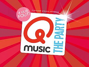 Qmusic the Party – 4uur FOUT komt naar Lochem