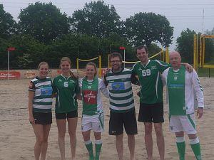 Vier sportclubs samen in actie voor de Zutphense sport
