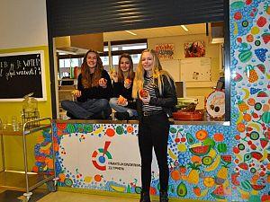 Leerlingen VMBO maken examenopdracht voor Praktijkonderwijs Zutphen