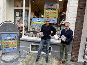 Koop lokaal, koop De Zutphense Scheurkalender