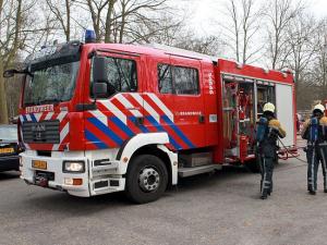 Asbest vrij bij brand in Zutphen