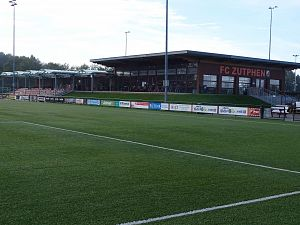 FC Zutphen (zat.) geeft opnieuw in blessuretijd de winst weg, 1-1 tegen YVV