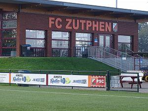 Jacco Beerthuizen wordt keeperstrainer bij FC Zutphen