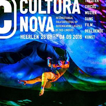 Cultura Nova: Park Urbana in aanbouw