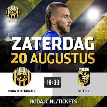 NABESCHOUWING: Roda JC-Vitesse: 0-1