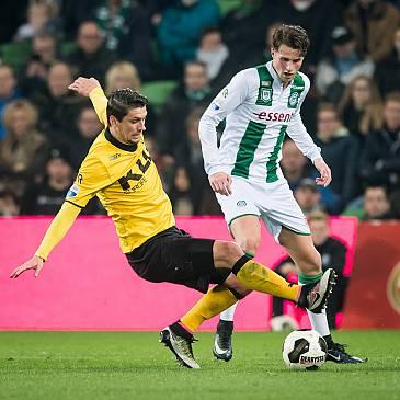 FC Groningen - Roda JC: 2-0