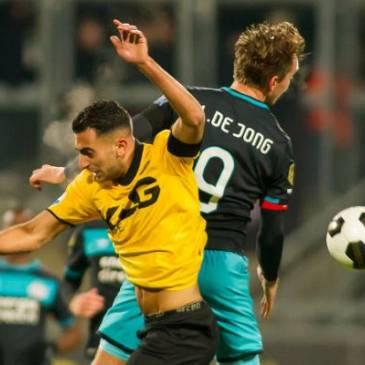 NABESCHOUWING: Roda JC - PSV 0-0