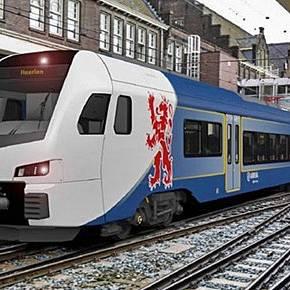 Hoofdkantoor Arriva in Heerlen