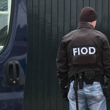 FIOD doorzoekt bedrijf en woning