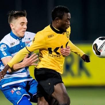 NABESCHOUWING: PEC Zwolle - Roda JC