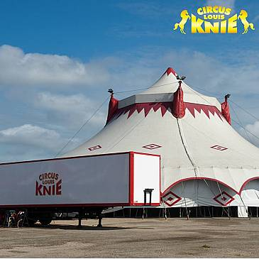 Dierenwelzijn voorop bij Circus Knie