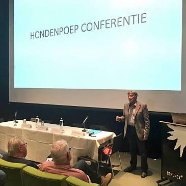 Hondenpoepconferentie in Heerlen
