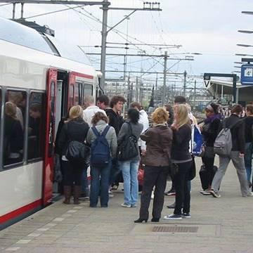 Tevredenheid over openbaar vervoer in Limburg stijgt