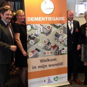 Sevagram introduceert dementiegame