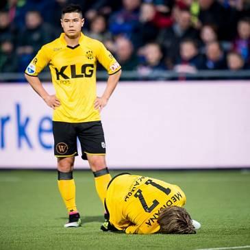 PEC Zwolle - Roda JC: 3-1