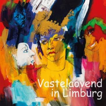 Vastelaovend in Limburg 2016 poster is uit