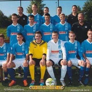 FC Hoensbroek A1 - SC Jekerdal: 4-1