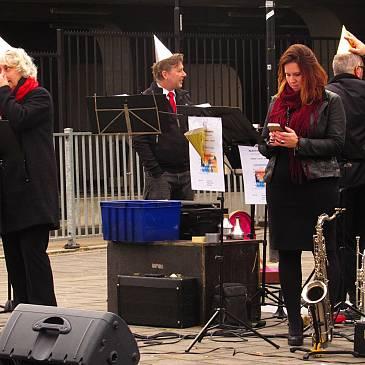 Big Band Bernadette wint hoofdprijs Arriva