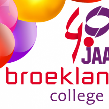 40-jarig Broekland College houdt reünie