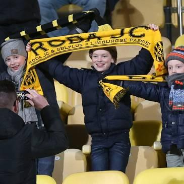 Roda verkoopt recordaantal seizoenskaarten