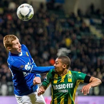 ADO Den Haag - Roda JC: 2-2